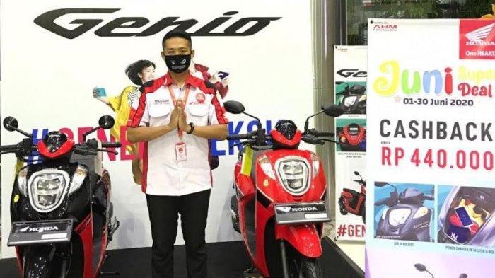 Honda Tawarkan Promo RO-TI di Juni Super Deal