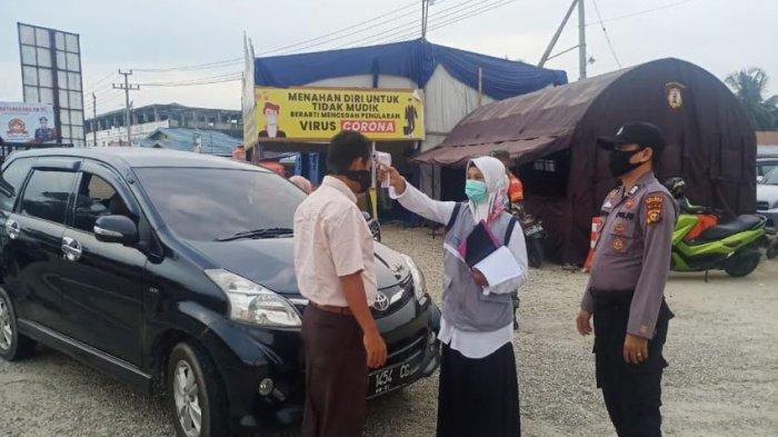 BREAKING NEWS: Posko Covid-19 di Pelalawan Diperpanjang, Tak Pakai Masker Disuruh Putar Balik