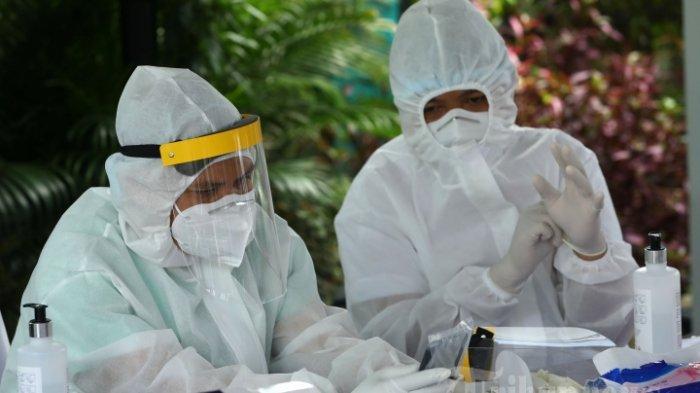 123 Dokter di Indonesia Meninggal Terkait Covid-19, 2 Diantaranya dari Riau, Ini Penjelasan IDI