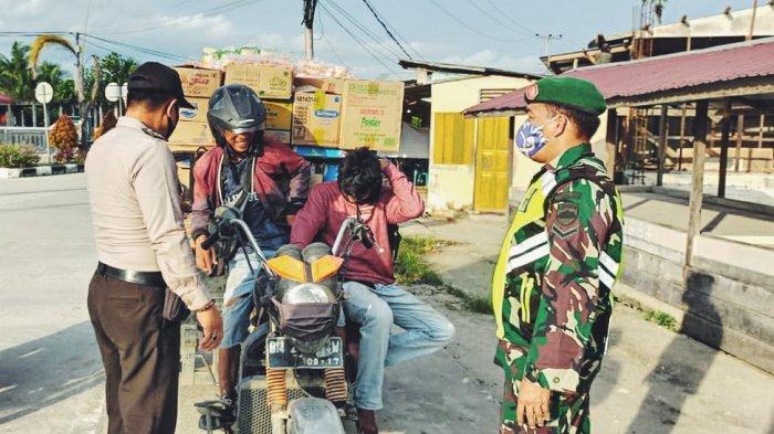 Patroli Disiplin Protkes, Satgas Covid 19 InhilMasih Temukan Masyarakat Tak Bermasker
