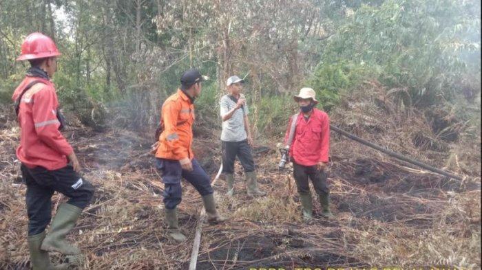 Karhutla di Riau, Pemadaman di Pelalawan Terkendala Sumber Air