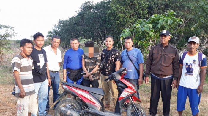 Hantam Kepala Korban Pakai Linggis, Begal di Pasir Penyu Larikan Sepeda Motor