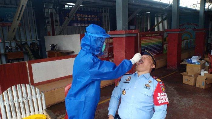 Alhamdulillah, 163 Warga Binaan Rutan Kelas IIB Kota Dumai Dinyatakan Sembuh dari Covid-19