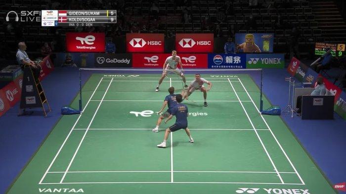 Live Streaming Perempat Final Sudirman Cup, Ini Rekor Pertemuan Indonesia vs Malaysia