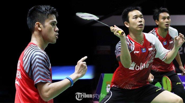 Hasil Singapura Open 2018 Kamis Ini: Pasangan Ganda Indonesia Maju ke Perempat Final