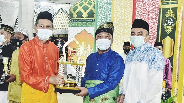 Tembilahan Hulu Pertahankan Piala Bergilir, Juarai MTQ ke-50 Tingkat Kabupaten Inhil Riau