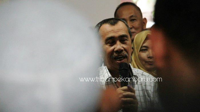 Menangkan Pilkada Riau DPW Yakin Syamsuar Berlabuh di PAN, Zulmizan: Sudah Jadi Komitmen Politik