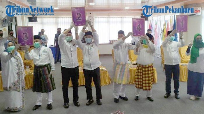 Wakil Ketua DPRD Maju Pilkada 2020 Segera Diberhentikan Lewat Sidang Paripurna DPRD Bengkalis