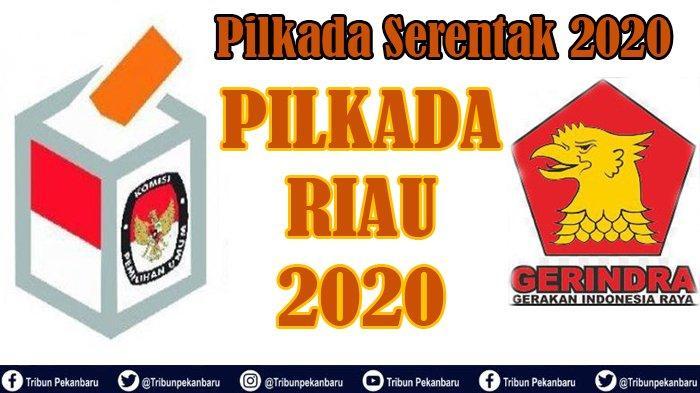 Pilkada Riau 2020, Prabowo Jadi Menteri Jokowi, Partai Gerindra Riau Yakin Tetap Eksis untuk Pilkada