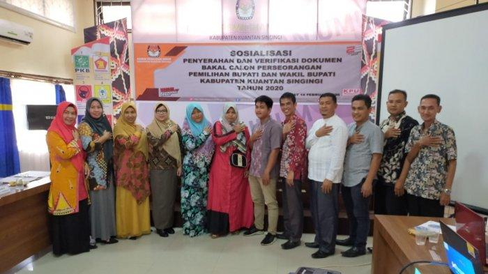 KPU Pelalawan Riau Pastikan Tak Ada Calon Independen di Pilkada 2020