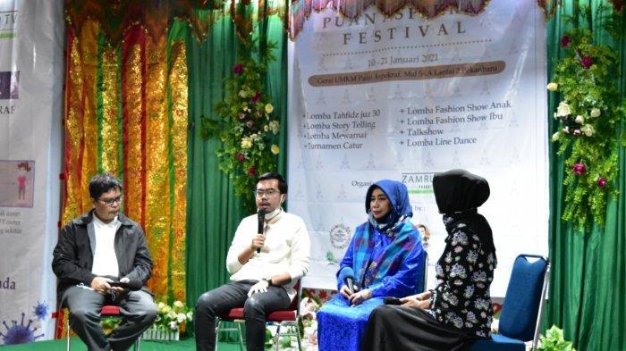 Pimpinan DPRD Pekanbaru Harapkan Promosi UMKM Lokal Hingga ke Mancanegara