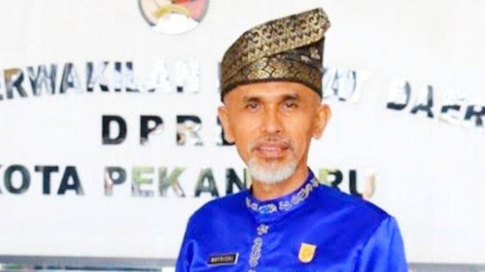 Pimpinan DPRD Pekanbaru Nofrizal MM Terpilih Lagi Nakhodai PAN Pekanbaru, Ini Harapannya