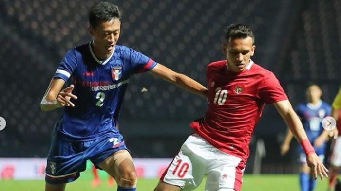 Preview Taiwan vs Indonesia, Leg II Playoff Piala Asia, Ini Syarat Indonesia bisa Lolos