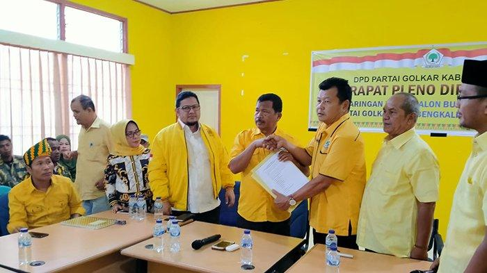 Golkar Rekomendasikan Indra Gunawan Eet, Putuskan Satu Nama untuk Bakal Calon Bupati Bengkalis 2020