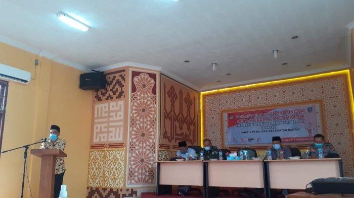 Dua Kecamatan Mulai Laksanakan Pleno Rekapitulasi Hasil Pilkada Bengkalis Tingkat PPK