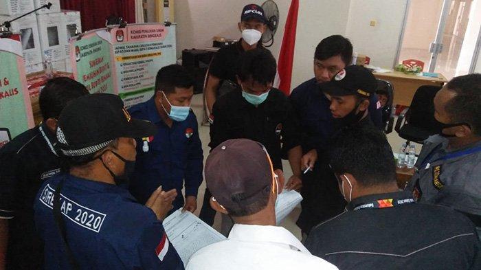 Pleno PPK Pilkada Bengkalis 2020 di Seluruh Kecamatan Tuntas,Bawaslu Tidak Temukan Pelanggaran Fatal