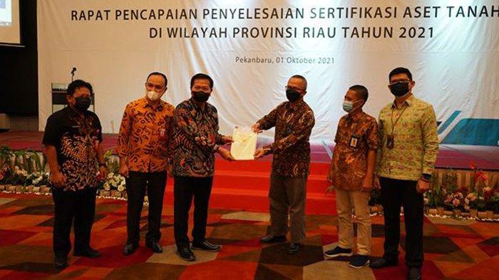 PLN Gandeng BPN dalam Mengamankan Aset Tanah di Wilayah Provinsi Riau