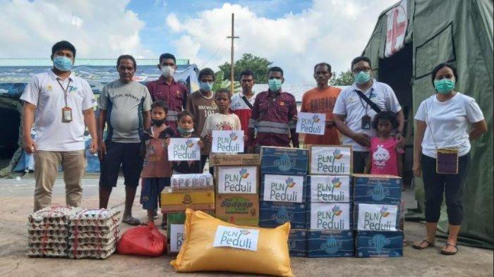 Ringankan Beban Masyarakat NTT, PLN Peduli Salurkan Bantuan Lebih dari 620 Juta