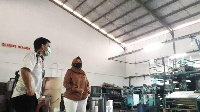 Sambangi Tribun Pekanbaru, PLN UIP3BS Intip Ruang Produksi