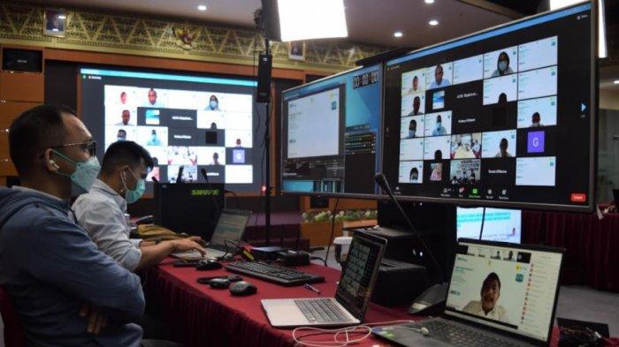 Rapat Kerja Virtual, PLN UIP3BS Terus Tingkatkan Keandalan Kelistrikan