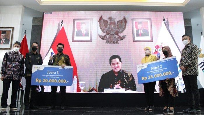 PLN UP3 Pekanbaru Angkat Marwah Pantun Riau