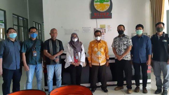 PLN UIP Sumbagteng Koordinasi dengan Dinas Lingkungan Hidup Kabupaten Pasaman Barat