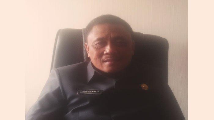 Plt Kepala BKPP Kuansing, Hendri Siswanto