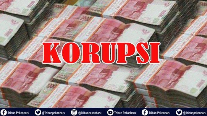 Berstatus Tersangka Kasus Dugaan Korupsi, Kabid Pembinaan Disdik Riau dan Direktur PT AJM Diperiksa