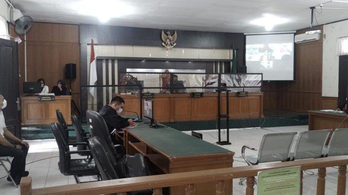 Plt Kepala Dinas PUPR Pelalawan Dituntut 3 Tahun Penjara Kasus Dugaan Korupsi Turap Danau Tajwid