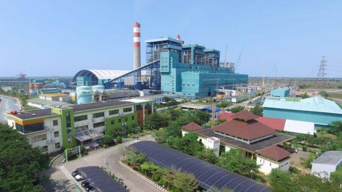 PLTU Lontar juara pertama segmen daya 100-500 MW untuk kategori Best Practices in Clean Coal Use and Technology for Medium Scale Power Generation.