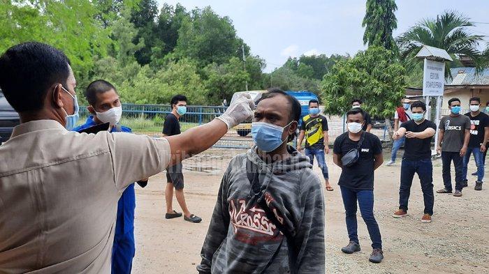 BOS Penyelundup TKI Ilegal dari Malaysia ke Dumai Dijerat Pasal Tindak Pidana Pencucian Uang