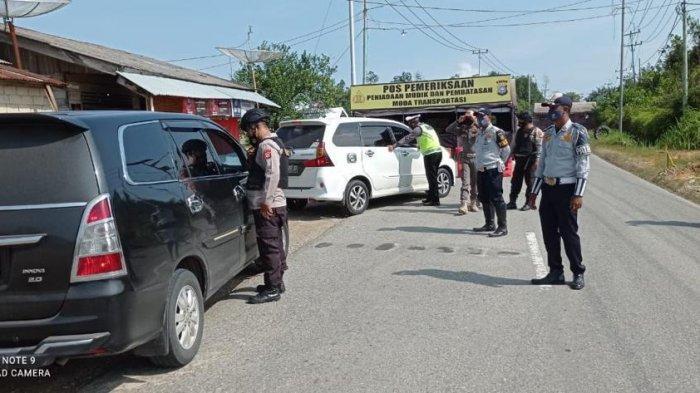 Kampar Siagakan Empat Posko Pengamanan Mudik Lebaran, Stanum Jadi Tempat Isolasi
