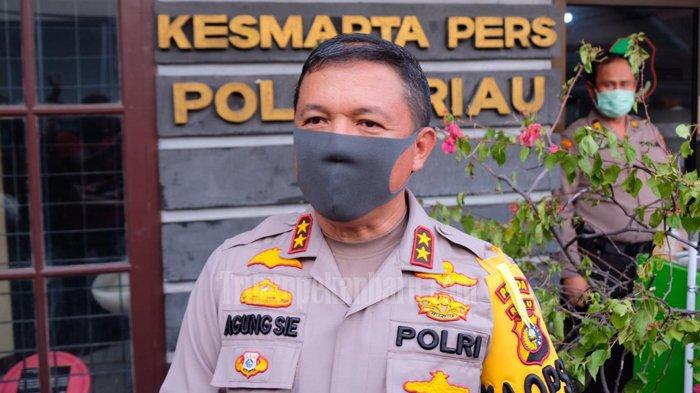 Kapolda Riau Turun Tinjau Situasi, Malam Pergantian Tahun Kondusif Tanpa Kerumunan di Pekanbaru