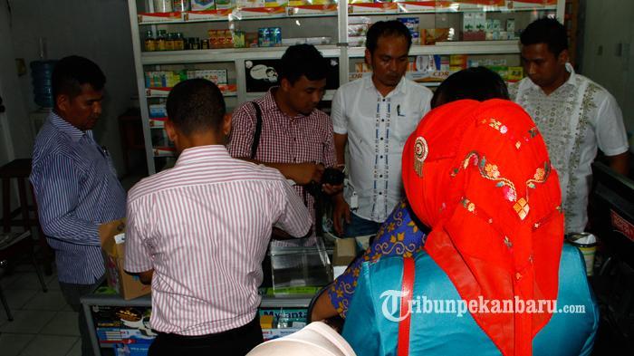 BREAKING NEWS: Polresta Pekanbaru Tangkap Penjual Serum Palsu