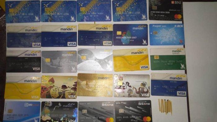 Polisi Ringkus Komplotan Pencurian Modus Ganjal ATM di 25 Lokasi di Riau, Modal Cuma Potongan Lidi