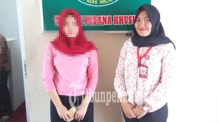 Polres Pelalawan Limpahkan Tersangka Tipikor Bank Dana Amanah ke Kejari Pelalawan