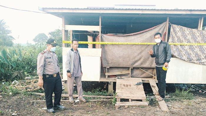 Gagal Gagahi Sang Bibi, Pemuda di Inhil Tikam Korban hingga Tewas, Gelap Mata Birahi Tak Tersalurkan - ponakan-bunuh-bibi-di-inhil.jpg