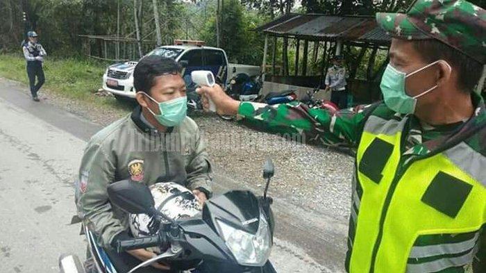 Sumbar Akan Berlakukan PSBB, Gubernur Sumbar Irwan Prayitno Hari Ini Rapat, Kapan Berlaku?