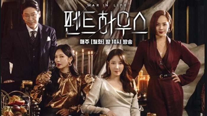Nonton Online Drama Korea The Penthouse 3 Episode 1 Malam Ini: Teka-teki Kematian Logan Lee Terjawab