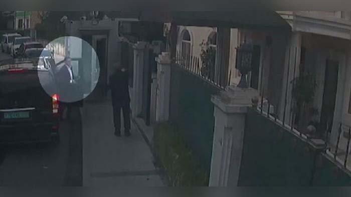 Hidup Mewah Terduga Pelaku Pembunuh Jamal Khashoggi, di Villa Ada Kolam Renang