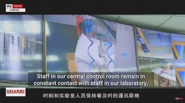 Heboh, Video Penelitian di Laboratorium Wuhan China Bocor, Disinyalir Awal Petaka Virus Covid-19