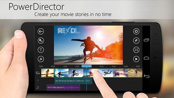 Kumpulan Aplikasi Editing Video Terbaru 2020, Full MOD Unclok, Aplikasi Editing Video Fitur Lengkap