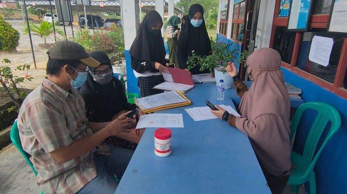 PPDB Tingkat SMA di Pelalawan, Sekolah Bantu Calon Siswa Mendaftar Online, Siapkan Komputer dan Operator