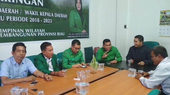 PPP Riau Buka Suara Soal Penetapan Mursini Jadi Tersangka Dugaan Korupsi, Begini Tanggapannya
