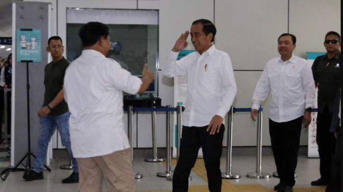 Prabowo Dijadwalkan Bertemu Presiden Jokowi di Istana Jumat Sore Ini Pukul 15.00 WIB