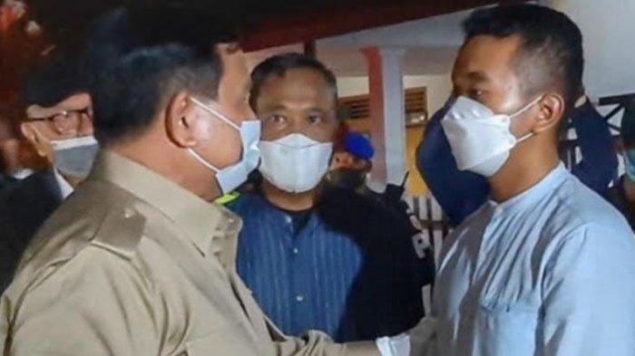 Turut Gugur dalam KRI Nanggala-402, INI SOSOK Saudara Menhan Prabowo Letda Rhesa
