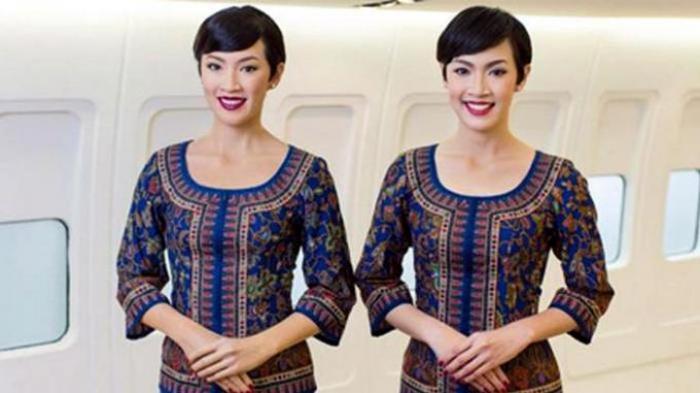Pramugari Singapore Airlines