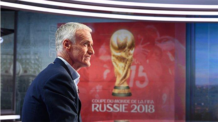 Bawa Negaranya Juara Piala Dunia sebagai Pemain dan Pelatih, Deschamps Samai Rekor 2 Legenda Ini