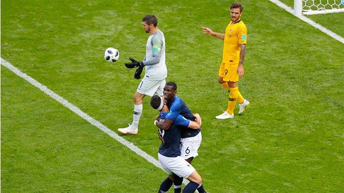 Jelang Final Piala Dunia 2018 Prancis vs Kroasia: Pogba Buat Kesalahan dengan Memainkan Drone