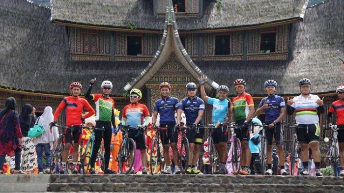 20 Tim Balap Sepeda yang Ikut Tour de Singkarak 2018, Sebagian Besar yang Diundang Sudah Daftar